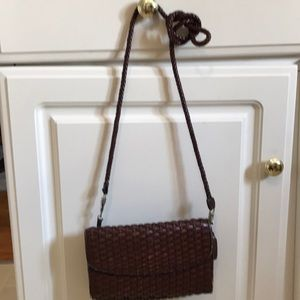 Cross body purse from Talbots